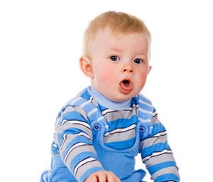 кашель у маленького ребенка