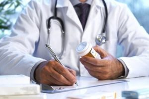 назначение лекарств врачом