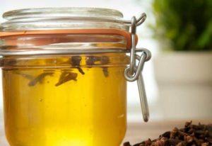 мед с гвоздикой