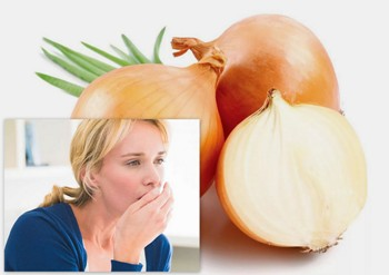 лечение кашля луком