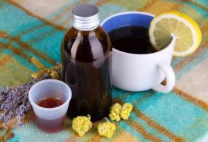 лечение сиропом от кашля