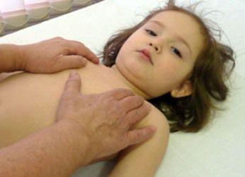 растереть грудь ребенку