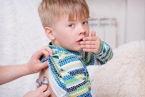 Лечение сухого кашля у детей препараты