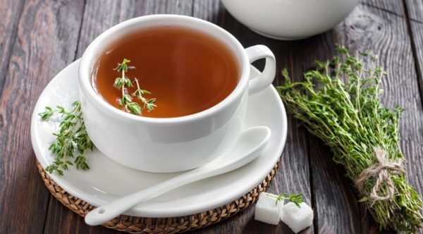 чай из тимьяна