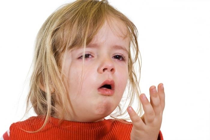 Что делать если у ребенка лающий кашель