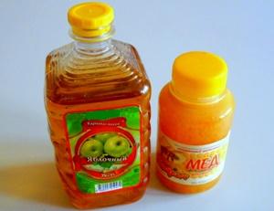 мёд и уксус