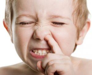 раздражение в носу