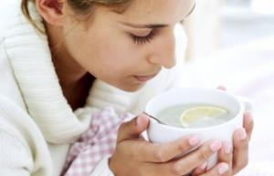 выпит чай с лимоном