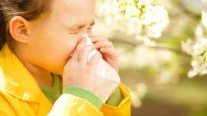 ринит аллергической природы
