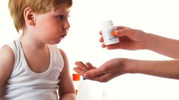 дать ребенку витамины