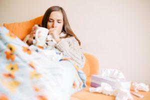 кашель при беременности в 1 триместр