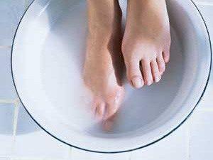 прогревания ног