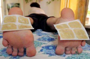 закладывание горчичников в сухом виде в носки
