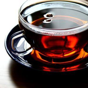 Чай, заваренный крепко
