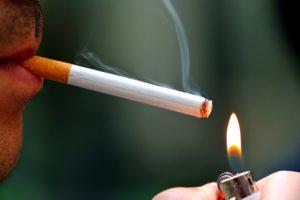 Злоупотребление сигаретами