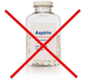 Запрет аспирина