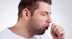 легкий кашель