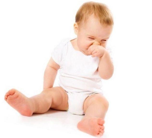 насморка у 6-месячного ребенка