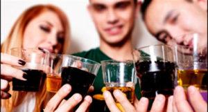 Люди, злоупотребляющие алкоголем